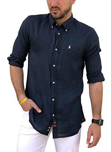 Camicia Lino uomo