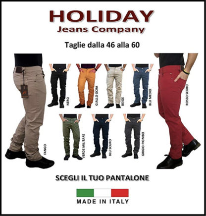 Jeans holiday