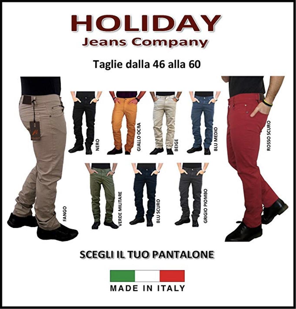 Jeans Pantaloni Da Uomo In Di Fustagno Linea Jeans Taglie Forti 58 60 62 64 Invernali