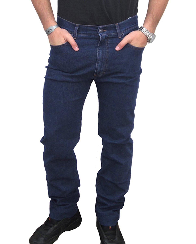selezione premium 648cb d9db9 Pantalone invernale uomo lungo HOLIDAY JEANS Micron o Calvien cotone  Elasticizzati MADE IN ITALY